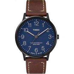 Zegarki męskie: Zegarek męski Timex Waterbury TW2R25700
