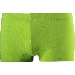Kąpielówki męskie: Kąpielówki w kolorze zielonym