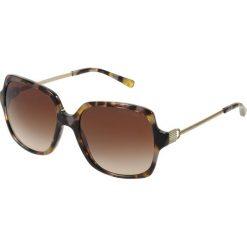 Michael Kors Okulary przeciwsłoneczne havana. Brązowe okulary przeciwsłoneczne damskie aviatory Michael Kors. Za 779,00 zł.