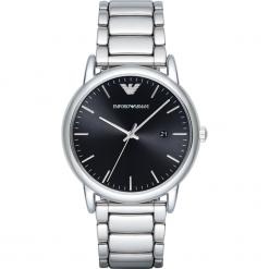 Zegarek EMPORIO ARMANI - Luigi AR2499  Silver/Silver. Szare zegarki męskie Emporio Armani. Za 1150,00 zł.