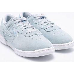 Fila - Buty Original Fitness. Szare buty do fitnessu damskie marki adidas Originals, z gumy. W wyprzedaży za 349,90 zł.
