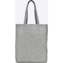 Medicine - Torebka Rustic Indigo. Niebieskie torebki klasyczne damskie MEDICINE, z materiału, duże. W wyprzedaży za 63,90 zł.