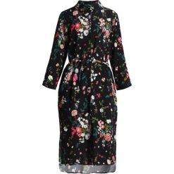 Sukienki hiszpanki: Amorph Berlin MIDI Sukienka koszulowa black