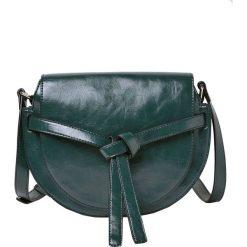 MAŁA TOREBKA Z OZDOBNYM WIĄZANIEM. Szare torebki klasyczne damskie Top Secret, małe. Za 129,99 zł.