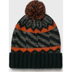 Medicine - Czapka Scottish Modernity. Czarne czapki zimowe męskie MEDICINE, z dzianiny. Za 39,90 zł.