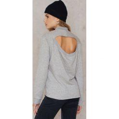 Cheap Monday Bluza Regulate - Grey. Szare bluzy rozpinane damskie Cheap Monday, z bawełny. W wyprzedaży za 60,89 zł.