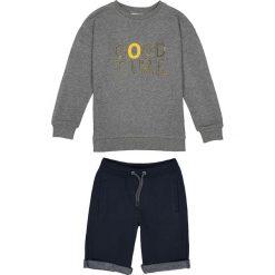 Odzież chłopięca: Komplet bluza + bermudy 3-12 lat