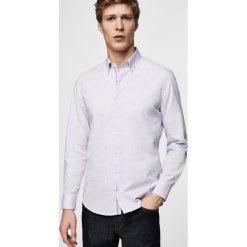 Koszule męskie na spinki: Mango Man – Koszula Balanb