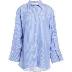 Koszule wiązane damskie: By Malene Birger NADEONSO Koszula hyper blue