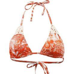 """Stroje dwuczęściowe damskie: Biustonosz bikini """"Embiez"""" w kolorze pomarańczowym"""