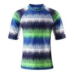 Bielizna dziewczęca: Reima T-Shirt Dziecięcy Fiji Uv 50+ 104 Niebieski