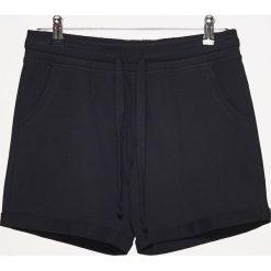 Odzież męska: Dresowe szorty - Czarny