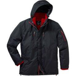 Kurtka na każdą pogodę 3 w 1 bonprix czarny. Czarne kurtki męskie bomber bonprix, m, z polaru. Za 319,99 zł.