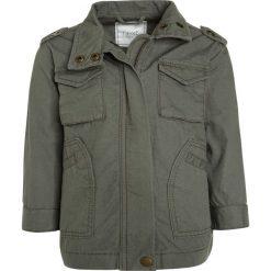 Next EMBELLISHED POM POM  Kurtka przejściowa khaki. Brązowe kurtki dziewczęce przejściowe marki Reserved, l, z kapturem. W wyprzedaży za 199,20 zł.
