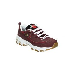Buty Skechers  13084-BUR. Czarne buty sportowe damskie marki Nike. Za 285,60 zł.