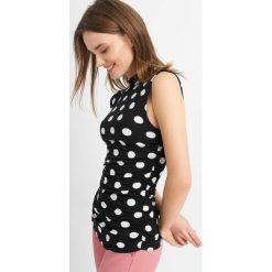 Odzież damska: Koszulka z marszczeniami po bokach