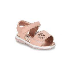 Sandały Dziecko  Mod'8  ANGY. Białe sandały dziewczęce marki Mod'8. Za 135,20 zł.