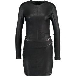 Sukienki hiszpanki: Tigha AMANDA Sukienka letnia black