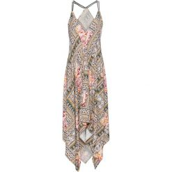 Sukienki: Sukienka bonprix kolorowy wzorzysty