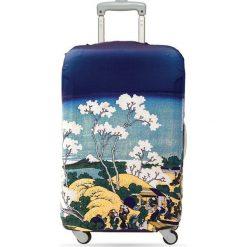 Walizki: Pokrowiec na walizkę LOQI Museum Hokusai