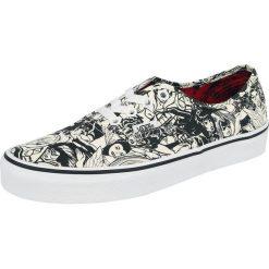 Vans Marvel Women Authentic Buty sportowe czarny/biały. Białe buty sportowe męskie marki Vans, z motywem z bajki. Za 304,90 zł.