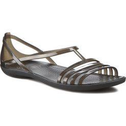 Rzymianki damskie: Sandały CROCS – Isabella Sandal W 202465 Black