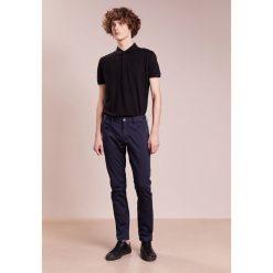 Spodnie męskie: Emporio Armani Spodnie materiałowe blue navy