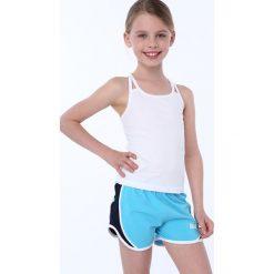 Spodenki dziewczęce: Spodenki dziewczęce niebieskie NDZ8644