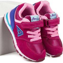 Buty dziecięce: Dziewczęce trampki american club ILIANA