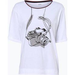 Bluzki sportowe damskie: Marc Cain Sports – Koszulka damska, czarny