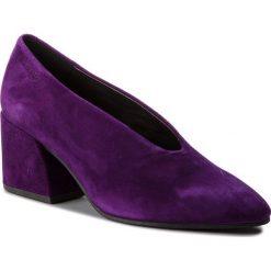 Półbuty VAGABOND - Olivia 4417-040-70 Purple. Fioletowe półbuty damskie skórzane Vagabond, eleganckie, na obcasie. Za 419,00 zł.