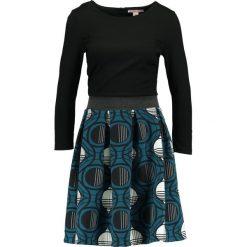 Sukienki: Anna Field Sukienka z dżerseju black/moroccan blue