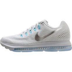 Buty do biegania damskie: Nike Performance ZOOM ALL OUT Obuwie do biegania treningowe pure platinum/champagne glacier blue/polarized blue