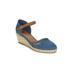 Czółenka Dockers by Gerli  TIRONY. Niebieskie buty ślubne damskie Dockers by Gerli. Za 167,20 zł.