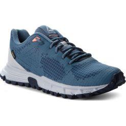 Buty Reebok - Sawcut Gtx 6.0 GORE-TEX CN5020 Blue/Grey/Navy/Pink. Niebieskie buty do biegania damskie Reebok, z gore-texu. W wyprzedaży za 279,00 zł.