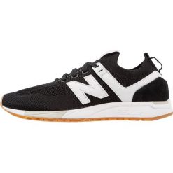 New Balance MRL247 Tenisówki i Trampki black/white. Czarne tenisówki męskie New Balance, z materiału. Za 509,00 zł.
