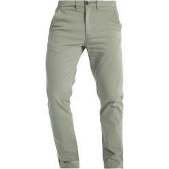 Chinosy męskie: Mads Nørgaard BORIS BOYLE Spodnie materiałowe hedge green
