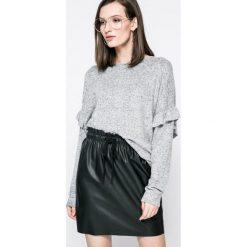 Fresh Made - Sweter. Szare swetry oversize damskie Fresh Made, l, z dzianiny. W wyprzedaży za 59,90 zł.
