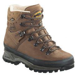 Buty trekkingowe damskie: MEINDL Buty damskie Island Lady MFS Active brązowe r. 37.5 (2814-54)