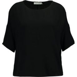 Bluzki asymetryczne: Samsøe & Samsøe MAINS TEE Bluzka black