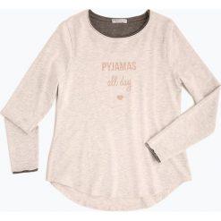 Marie Lund - Damska koszulka od piżamy, beżowy. Brązowe piżamy damskie Marie Lund, l, z dżerseju. Za 49,95 zł.