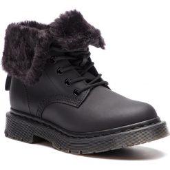 Glany DR. MARTENS - 1460 Kolbert 24015201 Black. Czarne buty zimowe damskie Dr. Martens, ze skóry. W wyprzedaży za 539,00 zł.