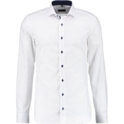 Koszule męskie na spinki: Eterna SLIM FIT Koszula biznesowa weiß