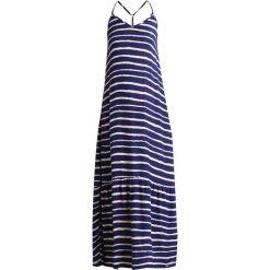 Długie sukienki: Superdry EVEE DRESS Długa sukienka dark blue