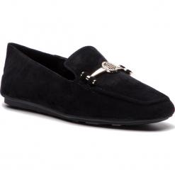 Lordsy DKNY - Li K3866225  Black. Czarne lordsy damskie DKNY, ze skóry. Za 479,00 zł.