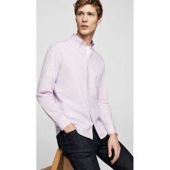 Koszule męskie na spinki: Mango Man – Koszula Amur