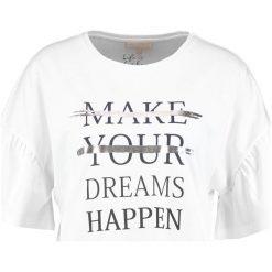 T-shirty damskie: talkabout Tshirt z nadrukiem weiss