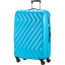 Walizki: Walizka w kolorze błękitnym - 52,5 x 77 x 28,5 cm
