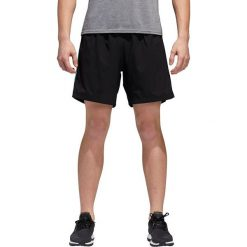 Spodenki sportowe męskie: Adidas Spodenki męskie Response Short czarne r. L (CF9872)