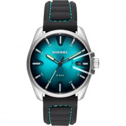 Zegarek DIESEL - MS9 DZ1861  Black/Silver. Czarne zegarki męskie Diesel. Za 589,00 zł.